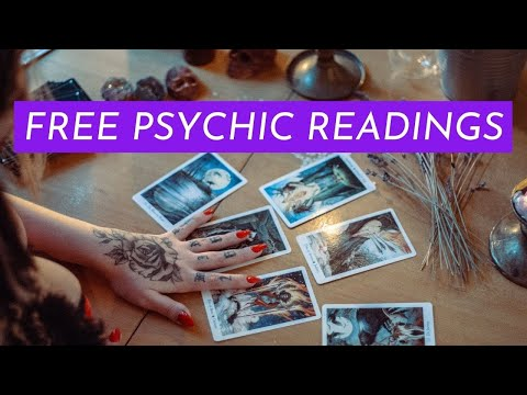 FREE Psychic reading live stream - TAROT - ANGEL - Free ORACLE Readings LIVE