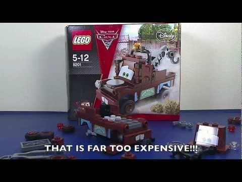Vidéo LEGO Cars 8201 : Martin
