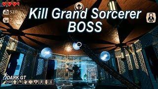 City Of Brass - LEVEL 3 - Kill Grand Sorcerer BOSS