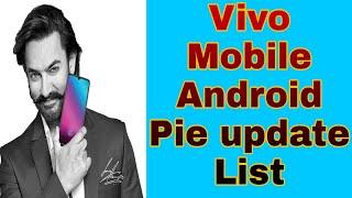 vivo android pie update list - Kênh video giải trí dành cho thiếu