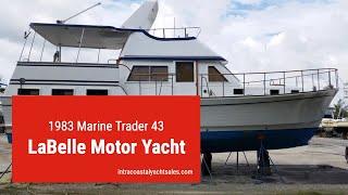 1983 marine trader 43 labelle