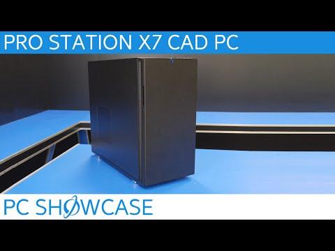 PRO STATION X7 - CAD Workstation Showcase