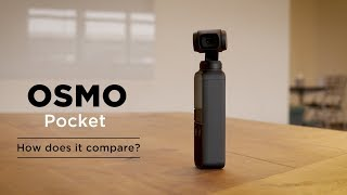 How Does the Osmo Pocket Stack Up?