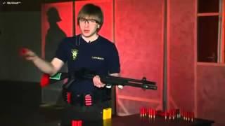 Урок стрельбы. 8 Зарядка ружья
