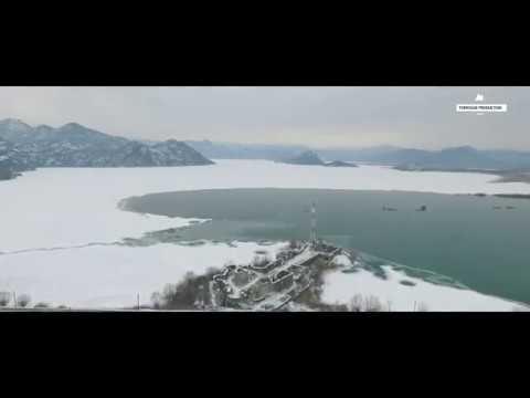 SKADARSKO JEZERO - LEDENI DANI - 2017