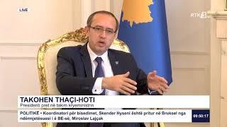 Takohen Thaçi - Hoti 24.07.2020