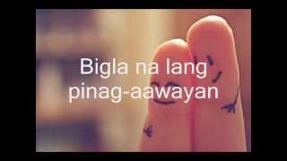 Walang Iba - Ezra Band (lyrics)