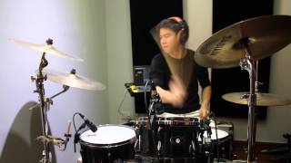 The Click Five - Happy Birthday Drum Cover