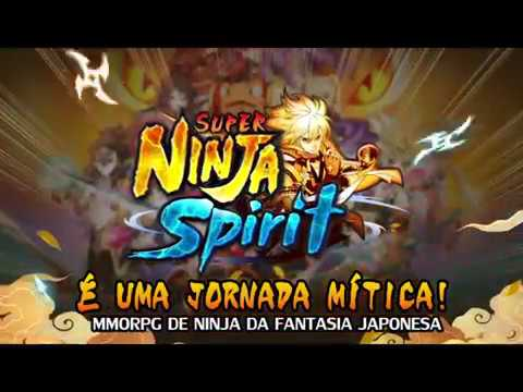 Vídeo do Super Ninja Spirit