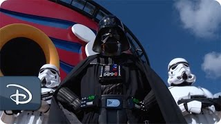 Star Wars Day at Sea on the Disney Fantasy | Disney Cruise Line