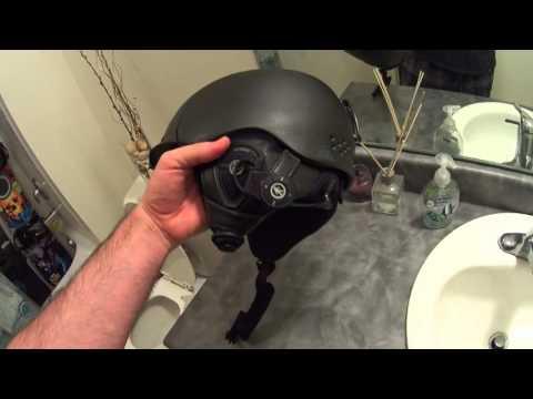 K2 Diversion audio helmet review 2015-16