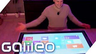 Riesen-Tablet für 80€?! Die billigsten Upgrades für Dein Multimedia-Center!   Galileo   ProSieben