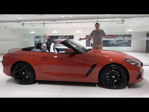 External Review Video PDoXjhEIglw for BMW Z4 Roadster (G29)