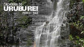Cachoeira do Urubu Rei a maior queda d'água do Piauí
