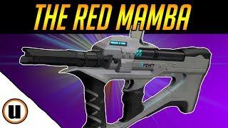 Melt Machine | The Red Mamba Legendary Submachine Gun Gameplay Review | Destiny 2