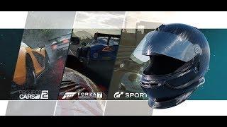 Der große Rennspielvergleich: Gran Turismo Sport gegen Forza 7 und Project CARS 2