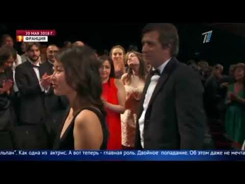 У актрисы Самал Еслямовой снова в глазах появились слезы