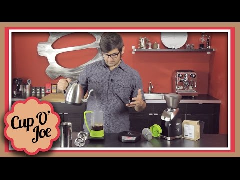 Tips & Tricks For Great French Press Coffee | Cup O' Joe