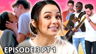 7 Boys Write Me a Love Song + He Kisses Me | Twin My Heart w/ The Merrell Twins Season 2 EP 3 Pt 1