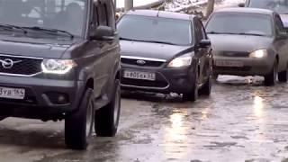 В Саратове произошла серия коммунальных аварий