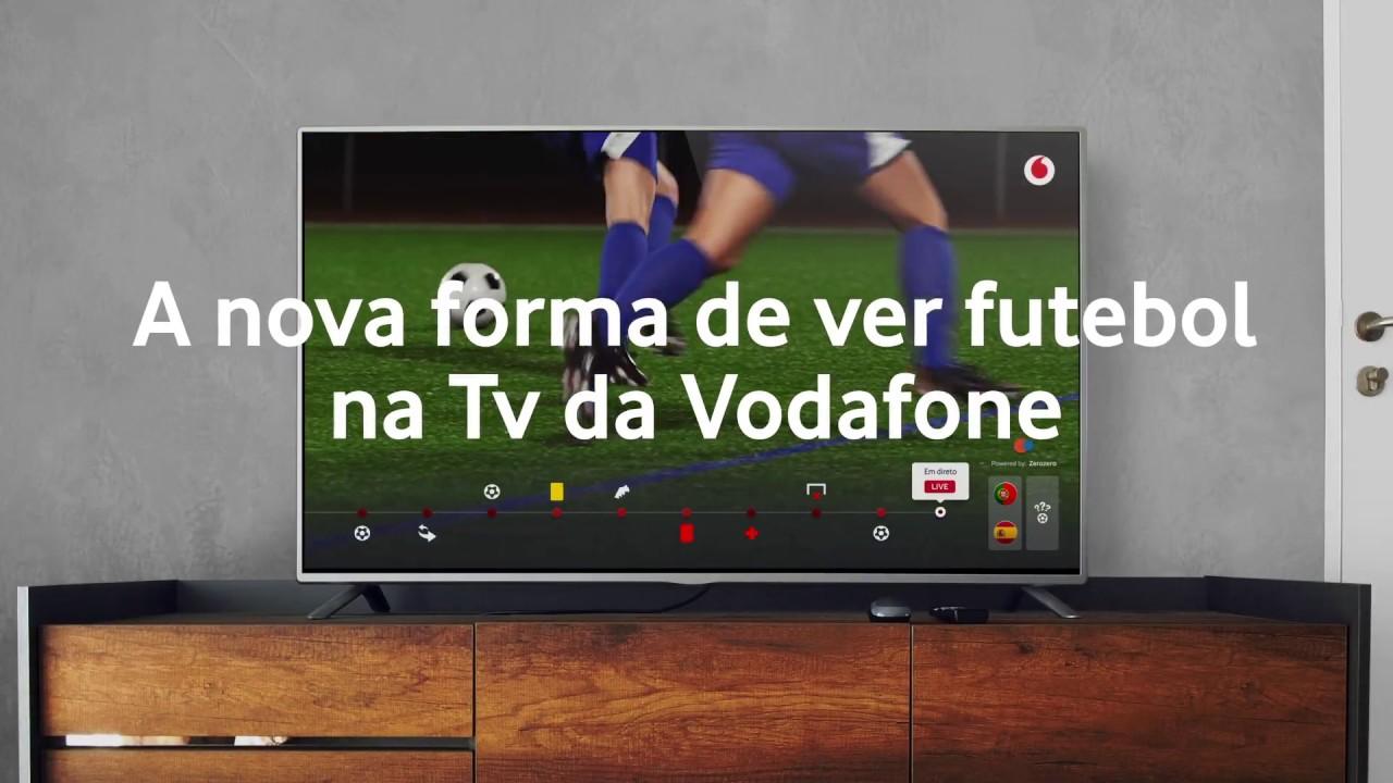 Veja os melhores lances dos jogos na sua Tv da Vodafone cb3221c63a858