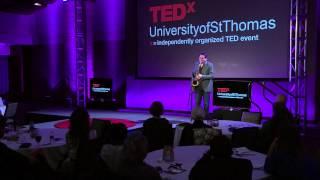 "Steve Cole performs ""Bounce"" on alto saxophone | Steve Cole | TEDxUniversityofStThomas"