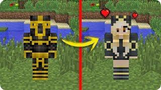 Massi Besa A Otra Chica En Minecraft Samye Populyarnye Video