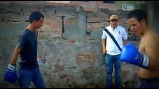preview picture of video 'puro boxeador chingon en el taray aguascalientes'