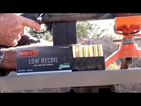 HSM Ammunition Raises The Bar On Accuracy