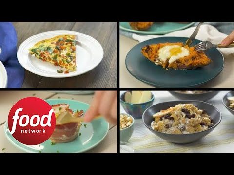 4 Whole30 Breakfast Recipes | Food Network