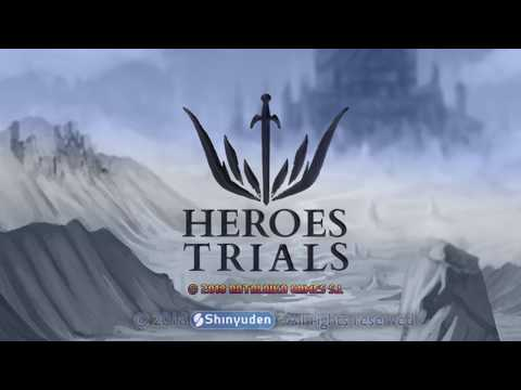 Heroes Trials - Announcement Trailer thumbnail