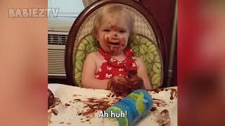 Самые Смешные Дети И Дети, С Которыми Вы Встречались, Когда-Либо Смеялись Шоколадные Младенцы