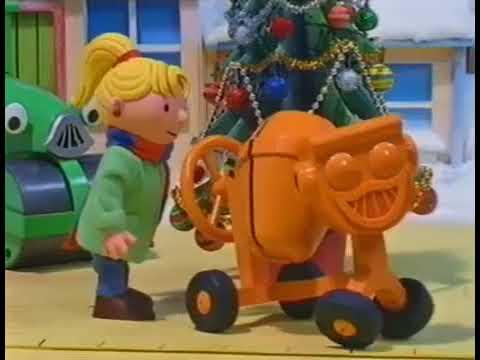 Bořek stavitel Bořkovy bílé Vánoce
