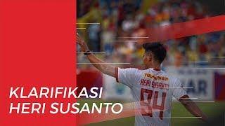 Dikabarkan akan Gabung ke Arema FC, Heri Susanto Buka Suara