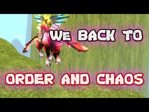 Order & Chaos online - SPEED IS BACK!?