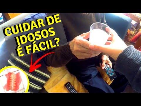 Emprego em Portugal de Cuidador de Idosos, Minha Rotina #Vlog08