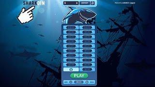 Игра Sharkoin - полный обзор проекта. Пока все работает!