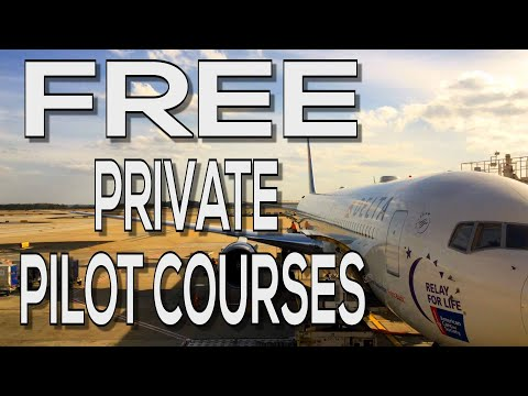 Free Online Course For FAA Private Pilot Writtern Endorsement ( Or ...