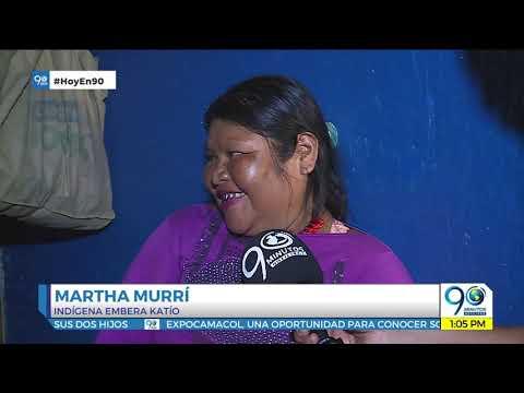 Piden soluciones por retorno a Cali de al menos 50 indígenas Embera Katío