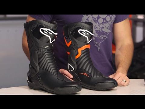 Alpinestars SMX 6 v2 Drystar Boots - RevZilla e77cdd39d95