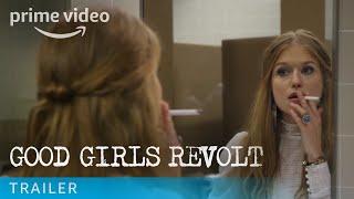 Good Girls Revolt - Launch Trailer   Prime Video