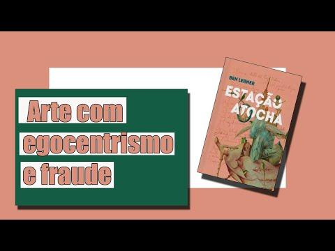 Pílula Literária #11 - Estação Atocha, de Ben Lerner