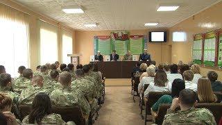 Единый день информирования в ИК №1 г.Новополоцка