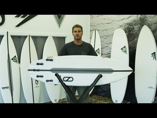BOARD FORUM: Daniel Thomson's Sci-Fi Model Surfboard
