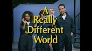 """""""A Really Different World"""" on Late Night, February 24, 1988"""