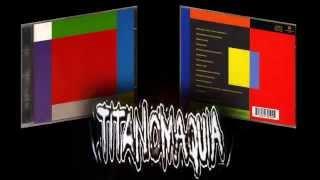 Titãs - Titanomaquia - 1993 - CD