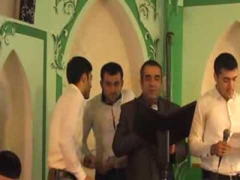 Азербайджанцы отмечают день рождения Пророка Мухаммад (С.А.С) 25.12.2014