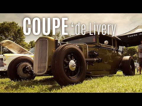 Coupe 'de Livery - Ford Model A - 2014 Holley NHRA Hot Rod Reunion