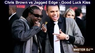 Chris Brown - Kiss Kiss(Good Luck Charm remix)