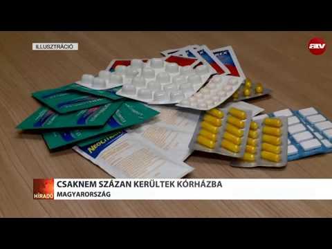 Magas vérnyomás kábítószerek 2 fok